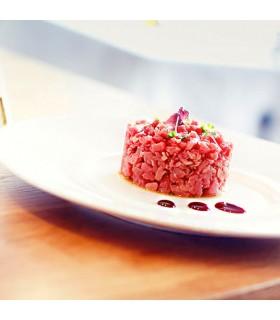 Steak Tartar marinado 200g La Finca