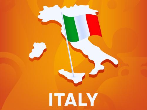 Apuesta por el Pack de la Selección Italiana, ganarás en sensaciones